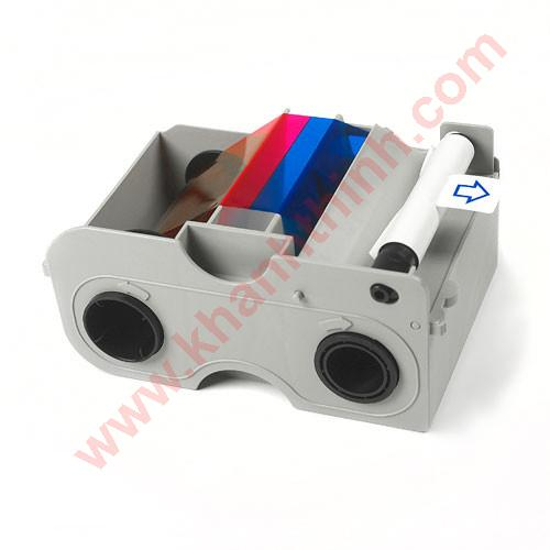 Ruy băng mực in thẻ nhựa fargo DTC 125e/C50/HDP5000